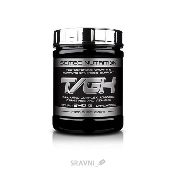 Фото Scitec Nutrition T/GH 240 g (30 servings)