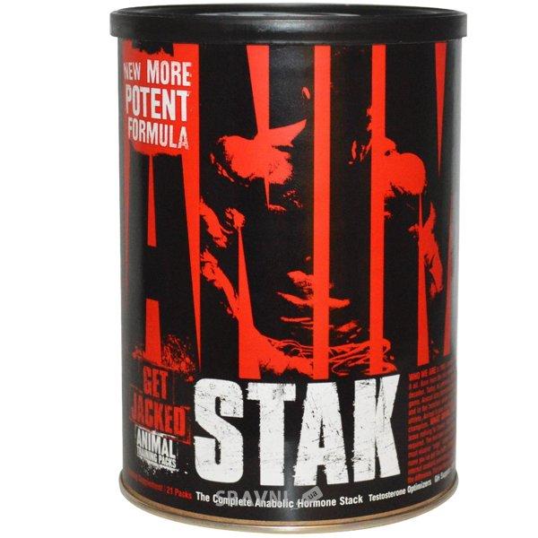 Фото Universal Nutrition Animal Stak 21 packs