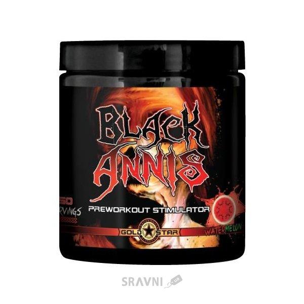 Фото GoldStar Black Annis 300 g  (50 servings)