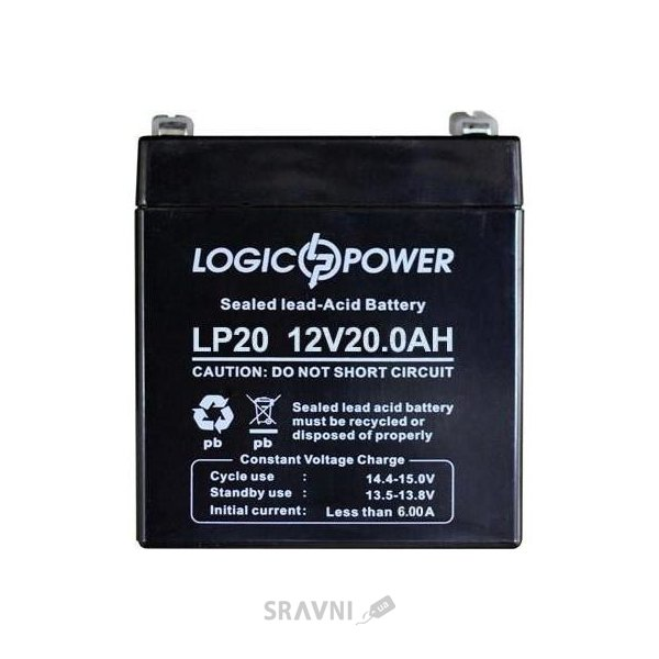 Фото LogicPower LP 12-20 AH