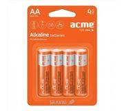 Фото ACME AA bat Alkaline 4шт 4770070855973