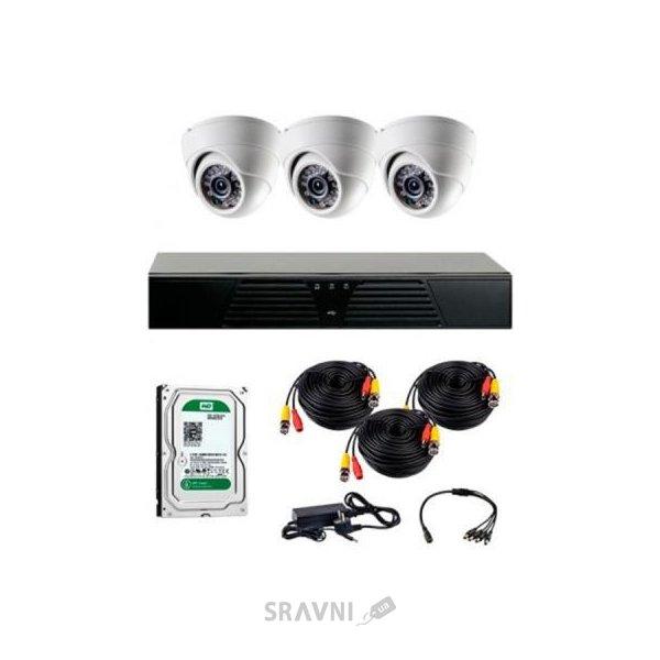 Фото CoVi Security AHD-3D KIT+ HDD500