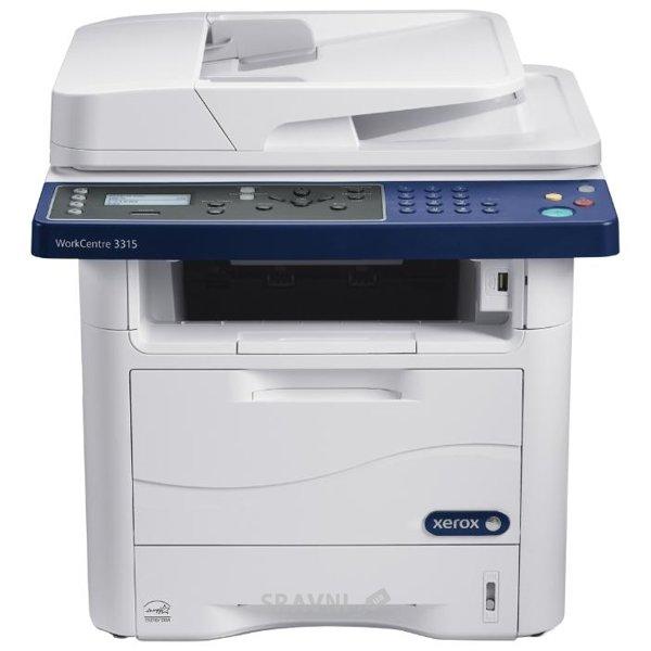 Фото Xerox WorkCentre 3315DN
