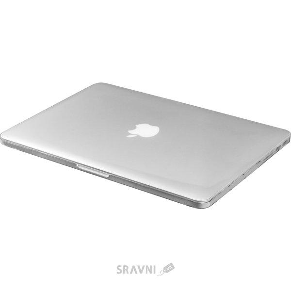 Фото LAUT Slim Crystal-X для MacBook Pro Retina 13 Transparent (LAUT_MP13_SL_C)