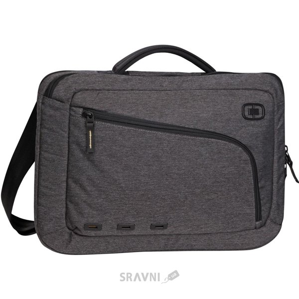 Фото OGIO Newt Slim Case 15 Dark Static (111068.437)