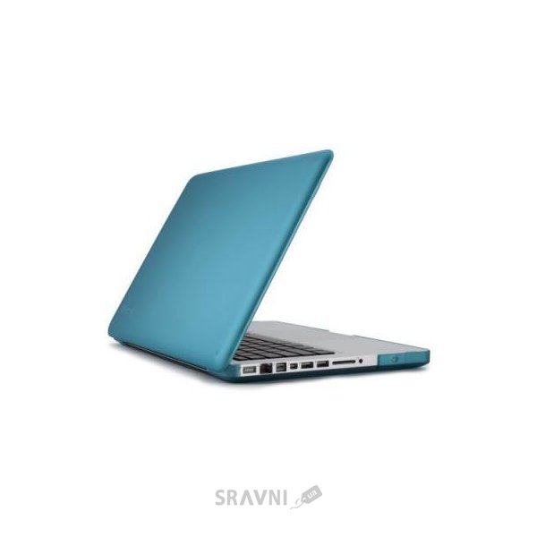 "Фото Speck SeeThru SATIN for MacBook Pro 13"" Peacock SPK-A1176"