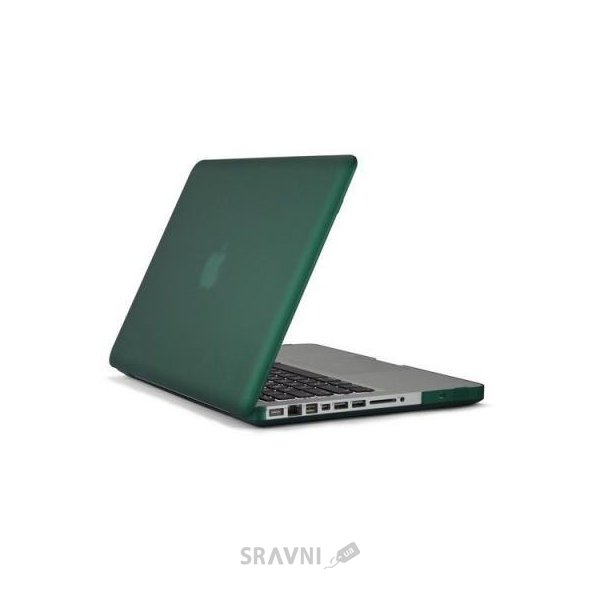 "Фото Speck SeeThru SATIN for MacBook Pro 13"" Malachite SPK-A1482"