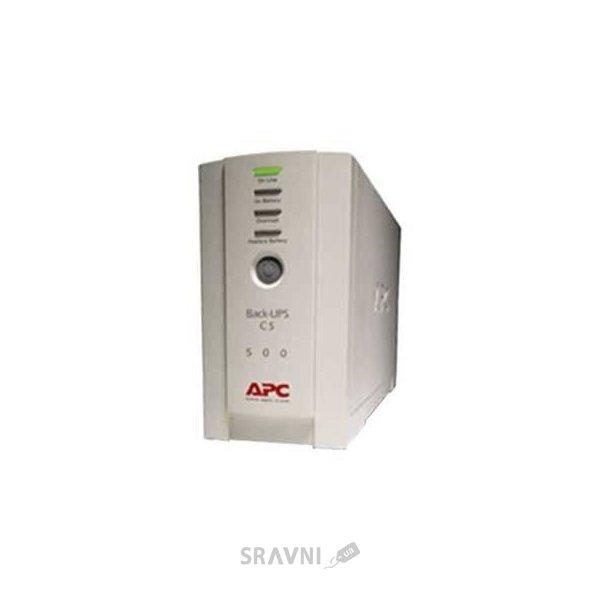Фото APC Back-UPS CS 500VA USB/Serial