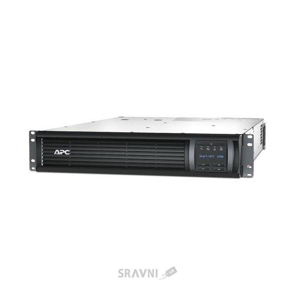 Фото APC Smart-UPS 3000VA LCD RM 2U 230V