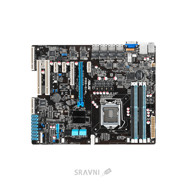 Фото ASUS RS500-E8-RS4