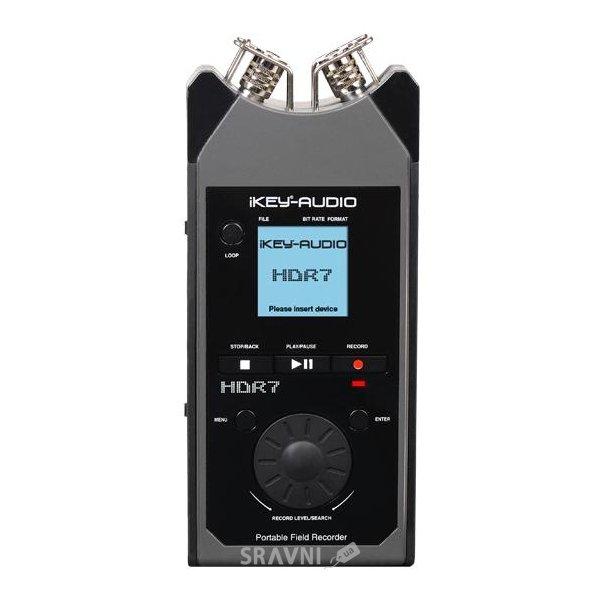 Фото Ikey-Audio HDR-7