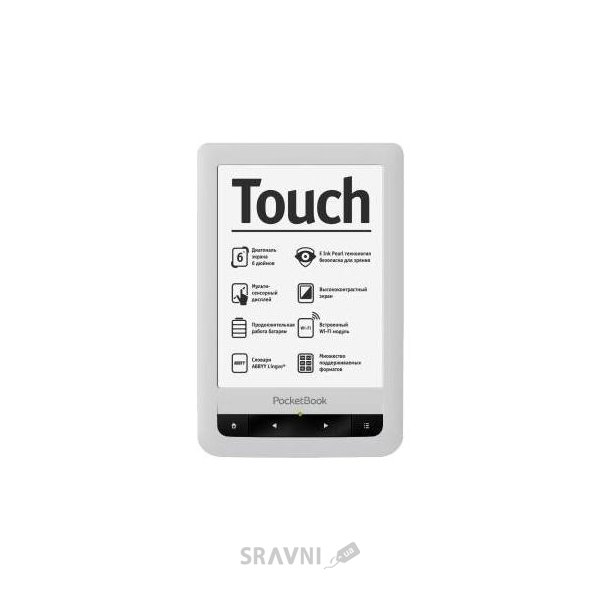 Фото PocketBook Touch 622
