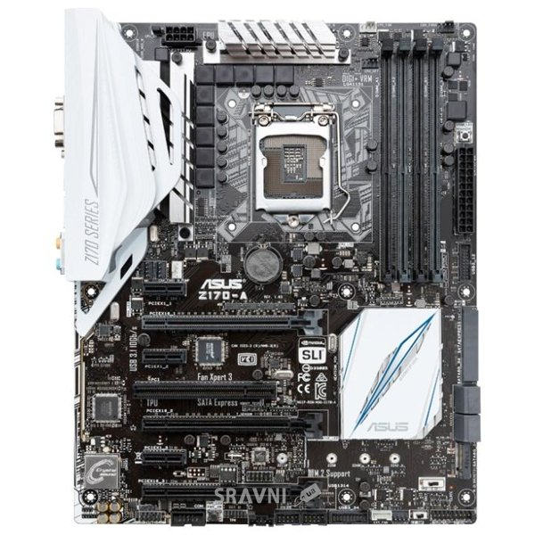 Фото ASUS Z170-A