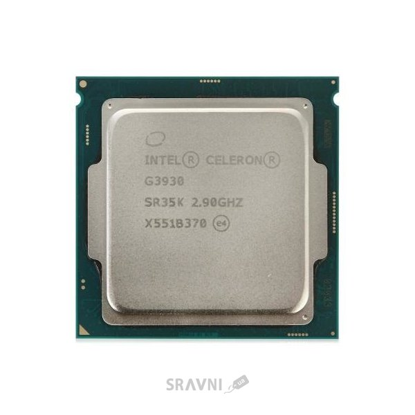 Фото Intel Celeron G3930
