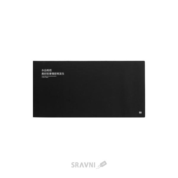 Фото Xiaomi Mouse pad XL Black (1141800028)