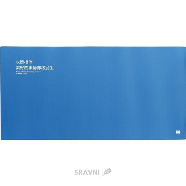 Фото Xiaomi Mouse pad XL Blue (1141800029)