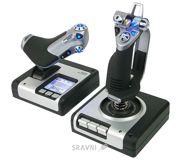 Фото Saitek X52 Flight Control System