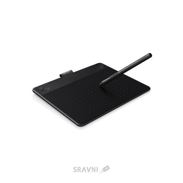 Фото Wacom Intuos Photo PT S North Black (CTH-490PK-N)