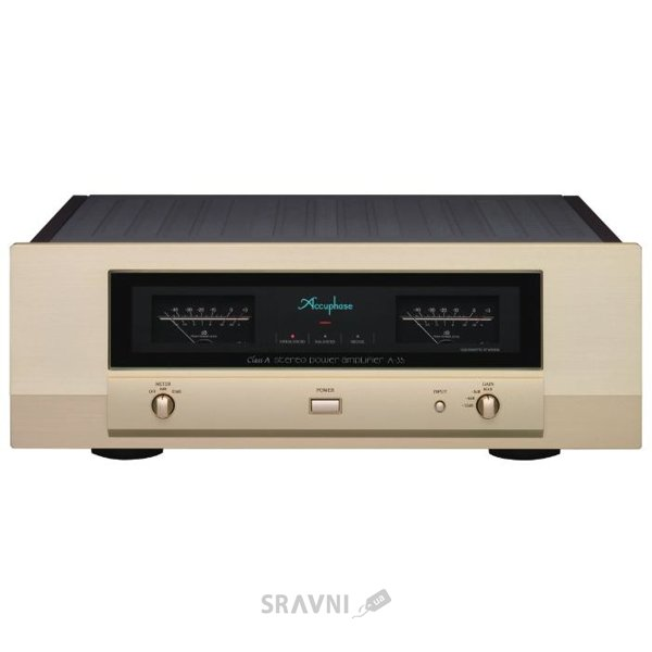 Фото Accuphase A-35