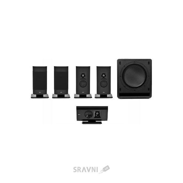 Фото Klipsch Gallery G-12 Home Theater System