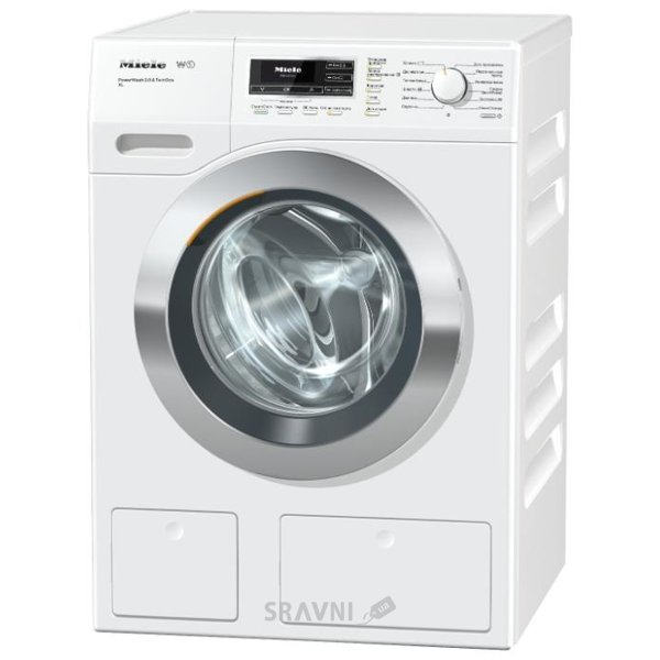 Фото Miele WKR 571 WPS ChromeEdition