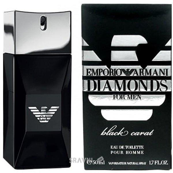 Фото Giorgio Armani Emporio Armani Diamonds Black Carat EDT