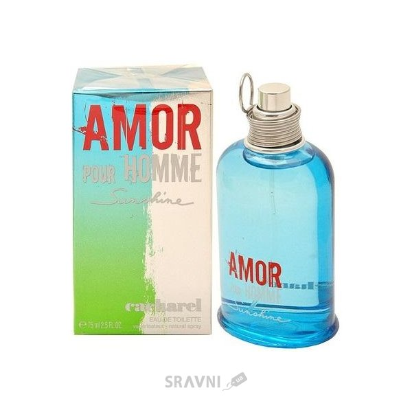 Фото Cacharel Amor Pour Homme Sunshine EDT