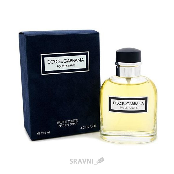 Фото Dolce & Gabbana Pour Homme EDT