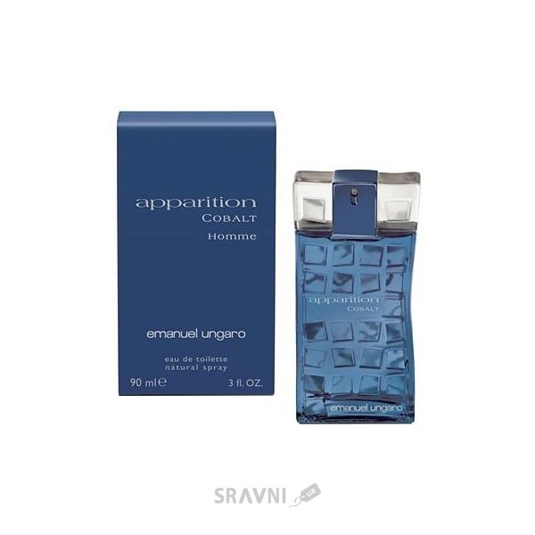 Фото Emanuel Ungaro Apparition Cobalt EDT