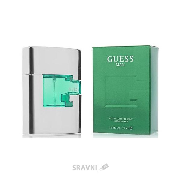 Фото Guess Guess Man EDT