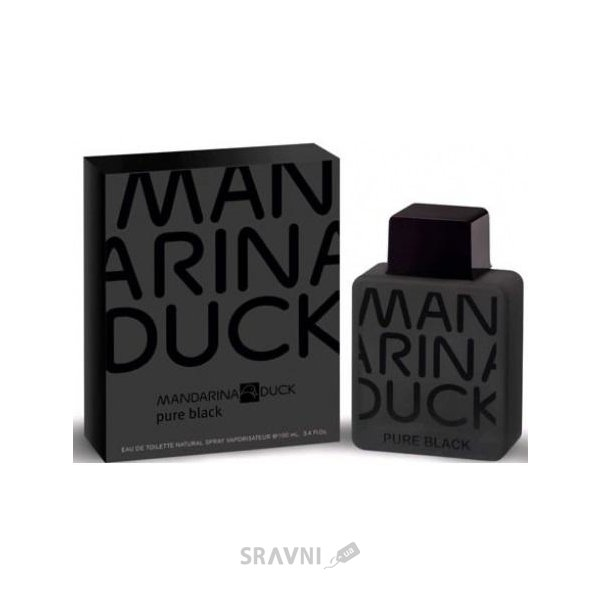 Фото Mandarina Duck Black EDT