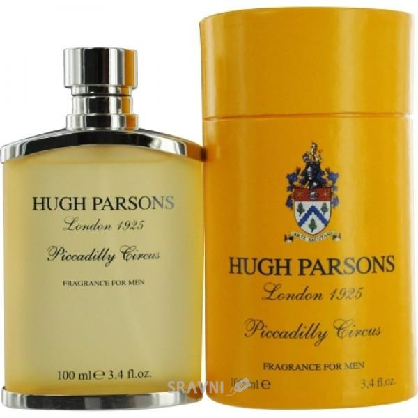 Фото Hugh Parsons Piccadilly Circus EDP