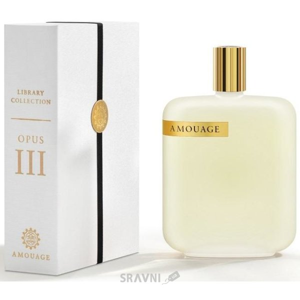 Фото Amouage The Library Collection Opus III EDP