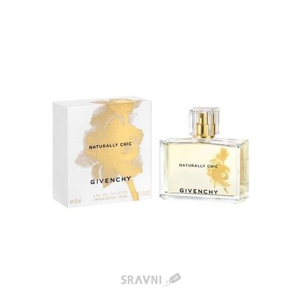 Фото Givenchy Naturally Chic EDT