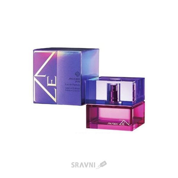 Фото Shiseido Zen Purple EDP