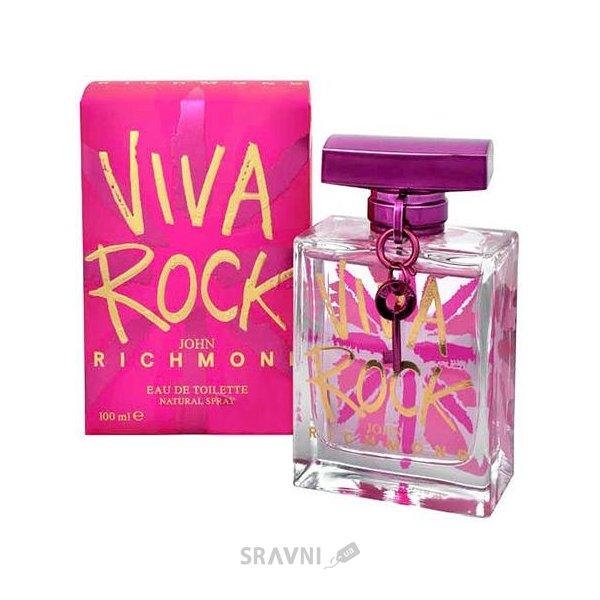 Фото John Richmond Viva Rock EDT