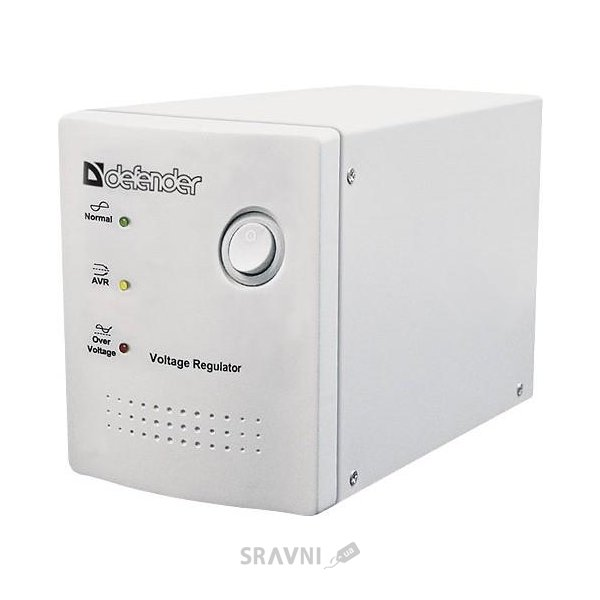 Фото Defender AVR Real 600VA