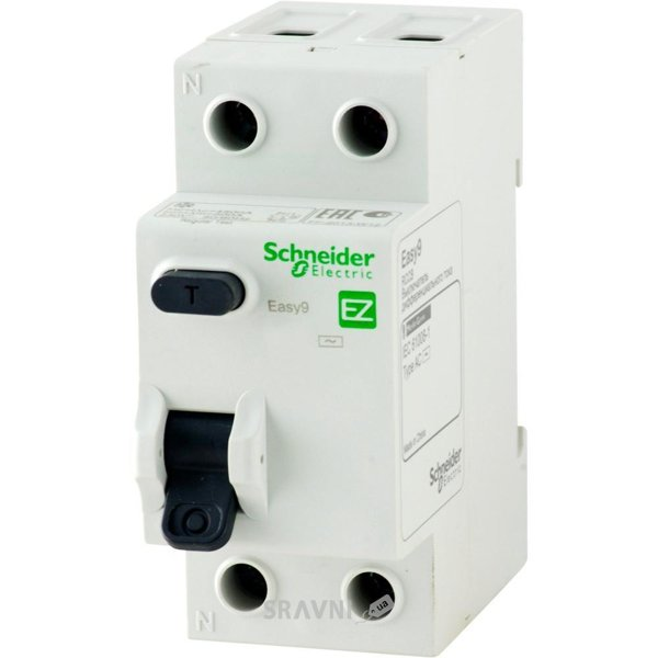 Фото Schneider Electric EZ9 (EZ9R34225)