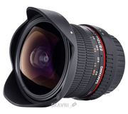 Фото Samyang 12mm f/2.8 ED AS NCS Fish-eye Pentax K