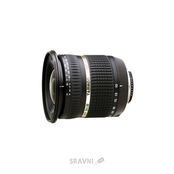 Фото Tamron SP AF 10-24mm F/3.5-4.5 Di II LD Aspherical (IF) Nikon F
