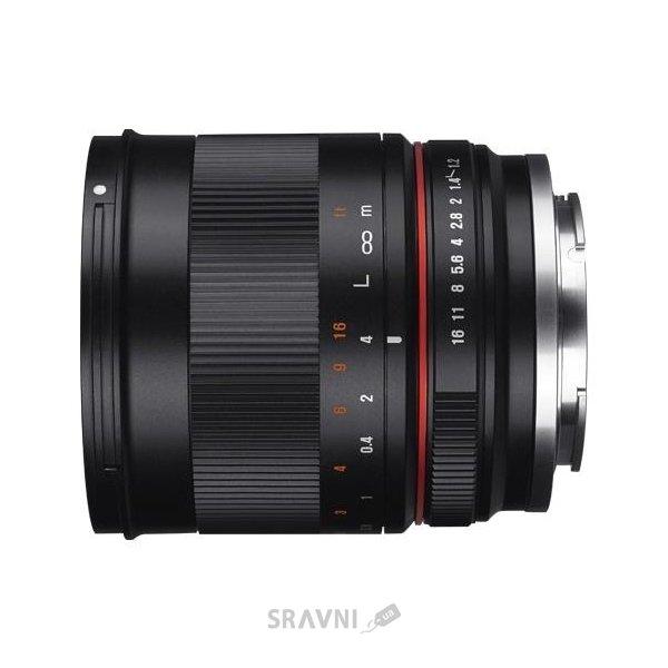 Фото Samyang 50mm f/1.2 AS UMC CS Fujifilm X