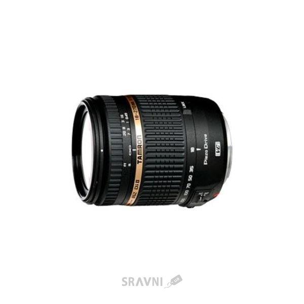 Фото Tamron AF 18-270mm f/3.5-6.3 Di II VC PZD Canon EF-S