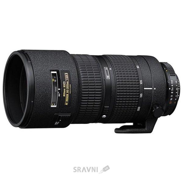 Фото Nikon 80-200mm f/2.8D ED AF Zoom-Nikkor
