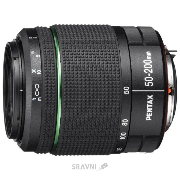 Фото Pentax SMC DA 50-200mm f/4-5.6 ED WR