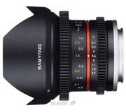 Фото Samyang 12mm T2.2 NCS CS VDSLR Sony E
