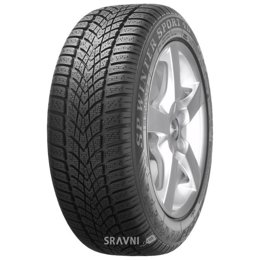 Цены на Dunlop SP Winter Sport 4D 215/60 R17 96H, фото