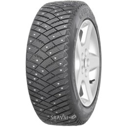 Цены на GoodYear GoodYear Ultra Grip Ice Arctic (шип) (185/55R15 86T XL), фото