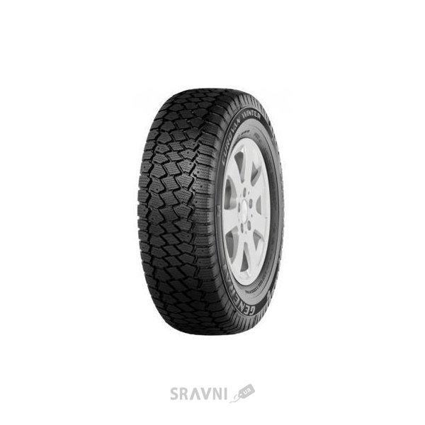 Фото General Tire Eurovan Winter (225/65R16 112/110R)