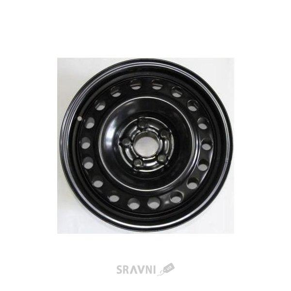 Фото Steel Wheels Kap (R14 W5.5 PCD4x108 ET24 DIA65.1)
