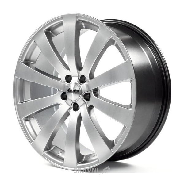 Фото Advanti SF43 (R17 W8.0 PCD5x120 ET20 DIA74.1)